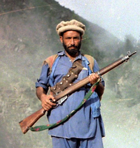 Kunar August85 with Enfield