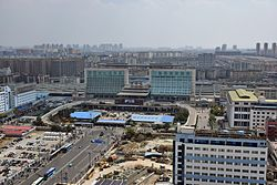 Kunming Railway Station Aerial view.jpg