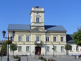 Town Hall in Kutno