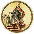 Kvėdarna coats of arms in 1792.jpg