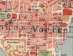 kart kvadraturen Kvadraturen (Oslo) – Wikipedia kart kvadraturen