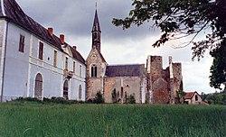 L'ancienne Abbaye de Loroy en 1987 001.jpg