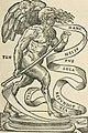 L'histoire naturelle des estranges poissons marins, avec la vraie peincture and description du daulphin, and de plusieurs autres de son espece (1551) (14577044750).jpg