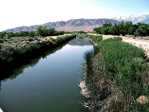 California Water Wars - The Los Angeles Aqueduct in the Owens Valley