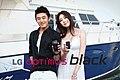 LG전자 옵티머스 블랙 광고 촬영 사진 모음- 김사랑 & 유아인 (6).jpg