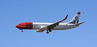 LN-NGO - B738 - Norwegian