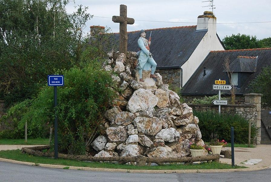 Monument aux morts de La-Grée-Saint-Laurent