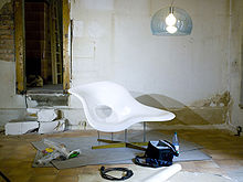 La chaise fauteuil wikip dia - Chaise design fly ...