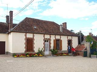 La Louptière-Thénard Commune in Grand Est, France