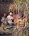 La délimitation des nouvelles frontières, Petit Journal, 1913.jpg