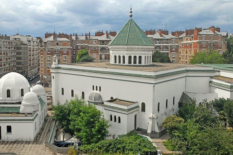 Datei:La mosquée de Paris (3695726776).jpg