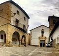La plaça de l'església de Villores.jpg