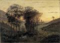La vallée des peintres, Carolles (Per Ekström) - Nationalmuseum - 18962.tif