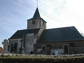 The church of Lacres