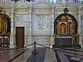 Lado del Evangelio del trascoro de la Catedral de Zaragoza.jpg