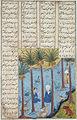 Laila visits Majnun in a palm grove (6124529069).jpg