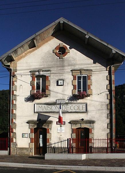 Mairie de Laissey (Doubs).