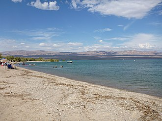 Lake Mohave - Image: Lake Mohave Six Mile Cove