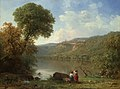 Lake Nemi by George Inness.jpeg