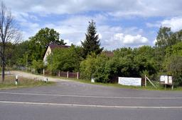 Lakomaer Dorfstraße in Cottbus
