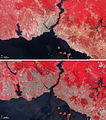 Landsat View, Istanbul, Turkey - Flickr - NASA Goddard Photo and Video.jpg