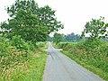 Lane in Needwood Forest - geograph.org.uk - 198862.jpg