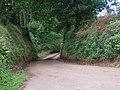 Lane to Kenn - geograph.org.uk - 950972.jpg