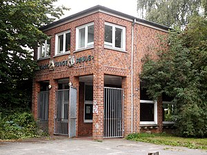 Friedrich-Junge-Schule, Standort Schreventeich