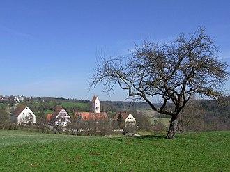 Langenenslingen - Langenenslingen-Emerfeld