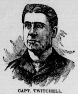Larry Twitchell - Larry Twitchell in 1896