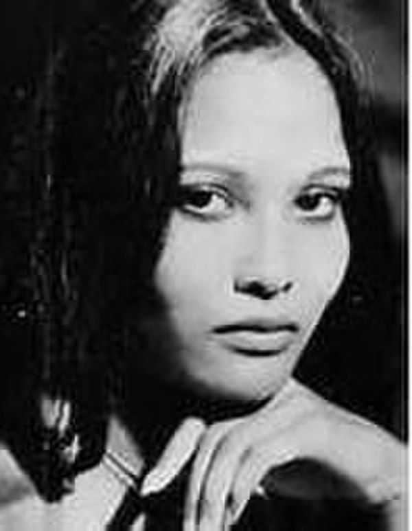 Photo Laura Gemser via Wikidata
