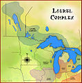 Laurel complex map HRoe 2010.jpg