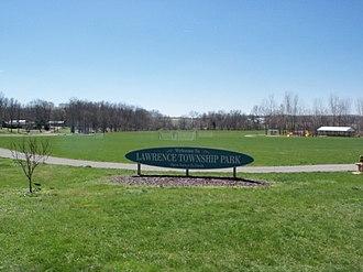 Lawrence Township, Stark County, Ohio - Township park