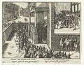 Leden van de Raad van State gevangengenomen, 1576, anoniem, naar Frans Hogenberg, 1613 - 1615.jpg