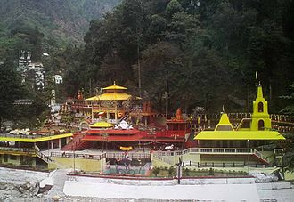 Kirateshwar Mahadev Temple - Main Shrine of Kirateshwar Mahadev Temple