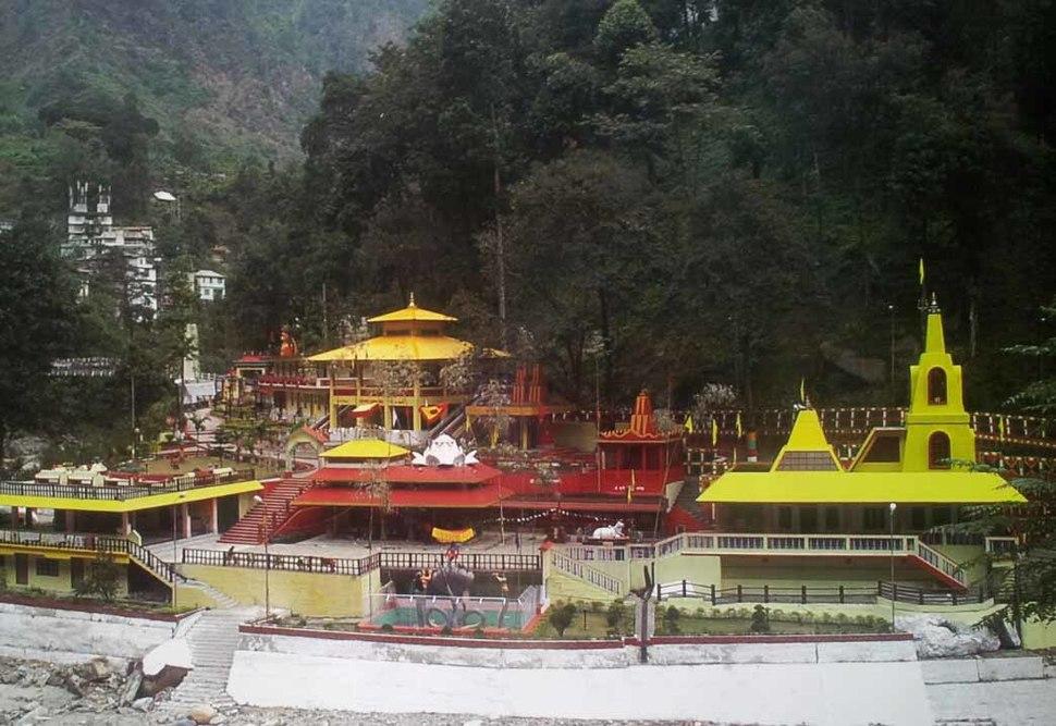 Legship shiva temple