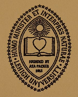 Lehigh University - The Lehigh Seal