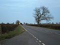 Leicester Road near Frisby on the Wreake, Leicestershire - geograph.org.uk - 140885.jpg