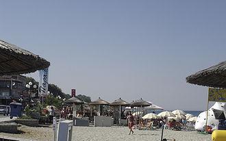 Leptokarya - Beach of Leptokarya