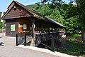 Les caisses de Télécoo sur le pont en bois (9423466262).jpg
