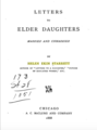 Letters to Elder Daughters Married and Unmarried (1888).png