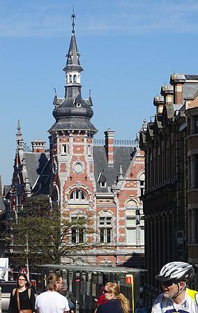 Leuven - Brabantse Pijl, 15 april 2015, vertrek (B002).JPG