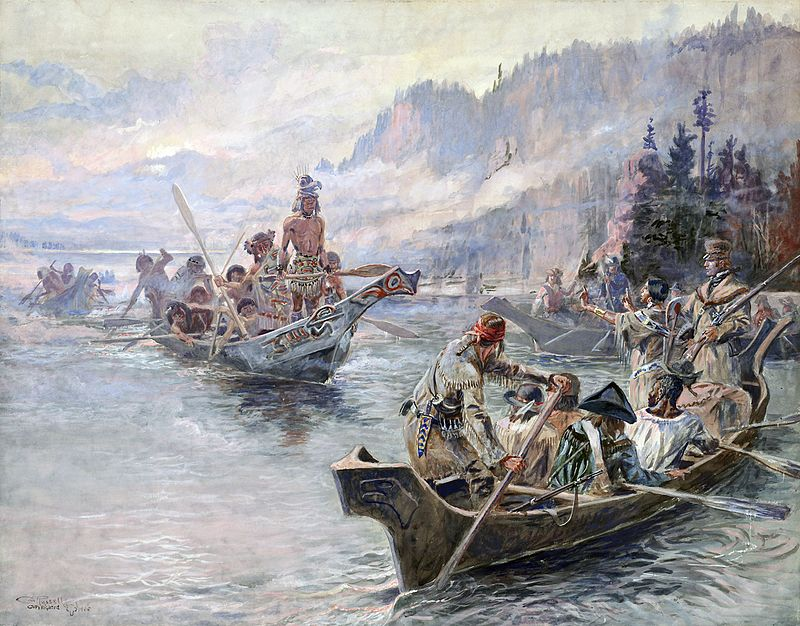Lewis and Clark Expedition 800px-Lewis_and_clark-expedition