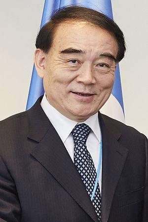Li Baodong - Li Baodong in 2016.