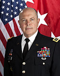 Lieutenant General William E. Ingram, Jr. is the Director, Army National Guard