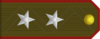 Lieutenant General rank insignia (North Korean secret police).png