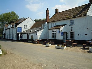 The Lifeboat Inn, Thornham - Image: Lifeboat public house, Thornham, 19 05 2010