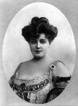 Lillian Russell - Lillian Russell, 1905