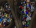 Lincoln Cathedral, Bishop's eye window detail (S.35) (27314252192).jpg
