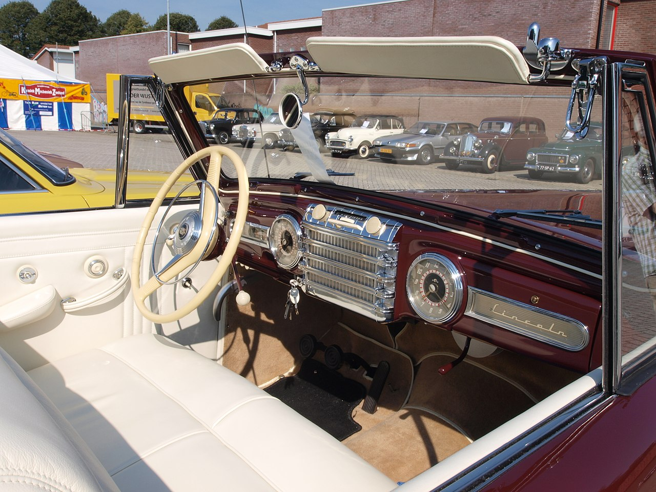 File Lincoln Continental Cabriolet Photo 69 Jpg